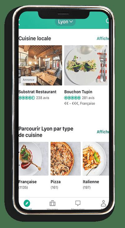 tripadvisor avis clients restaurant